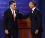 Romney vs. Obama @ 1st Pres. Debate